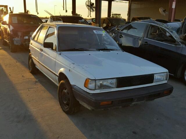 Jn1gb21s3ku525492 1989 Nissan Sentra In Tx Dallas South