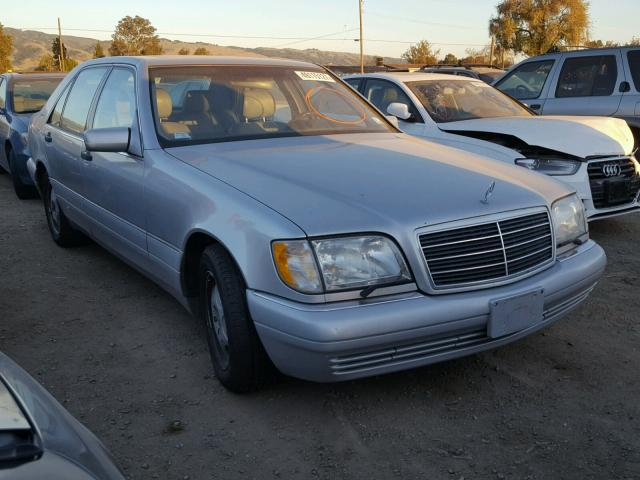 Mercedes-Benz S 320 salvage cars for sale: 1997 Mercedes-Benz S 320