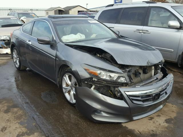 2011 HONDA ACCORD EXL 3.5L