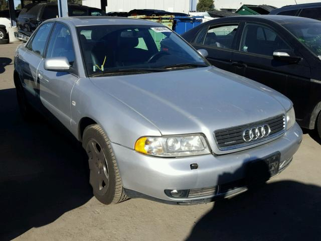 auto auction ended on vin: waudh68d21a031179 2001 audi a4 2.8 qua in