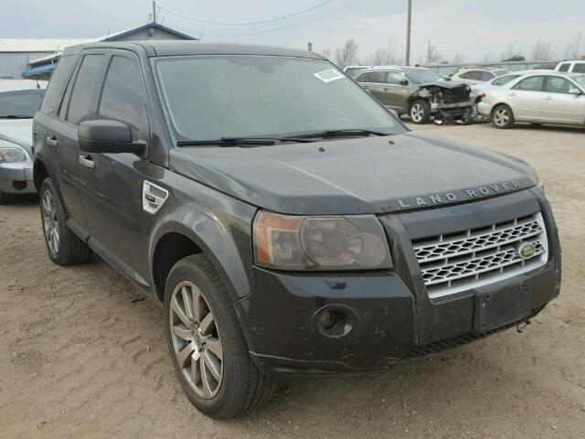 Auto Auction Ended On Vin Salfr24n98h113436 2008 Land Rover Lr2 Hse
