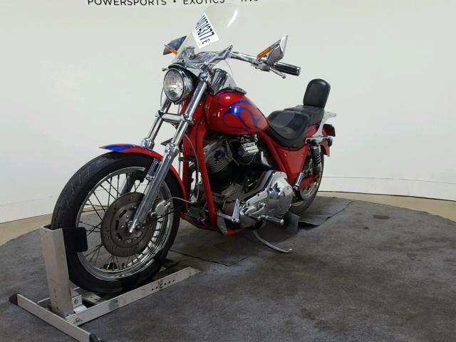 1990 HARLEY-DAVIDSON FXR Photos | TX - CRASHEDTOYS DALLAS