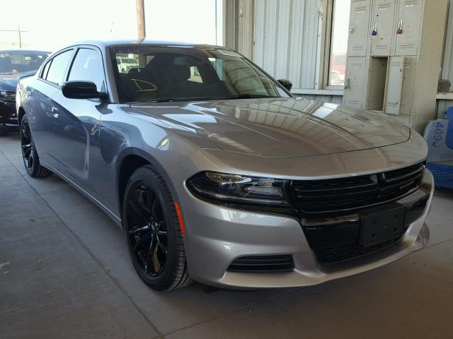 Auto Auction Ended On Vin 2c3cdxbg2hh643966 2017 Dodge Charger Se