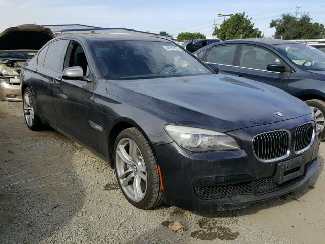 WBAKACBCY GRAY BMW ALPINA B On Sale In CA SAN - Bmw b7 alpina for sale