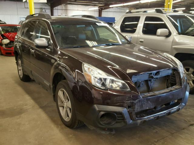 Auto Auction Ended On Vin 4s4brdsc2d2236071 2013 Subaru Outback 3