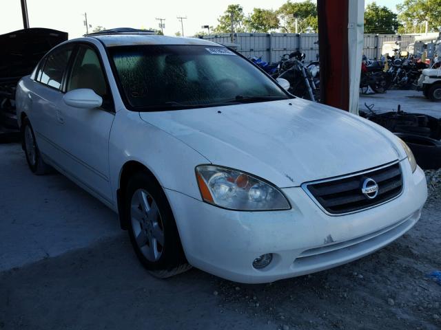 Auto Auction Ended On Vin 1n4al11d42c289698 2002 Nissan Altima Bas