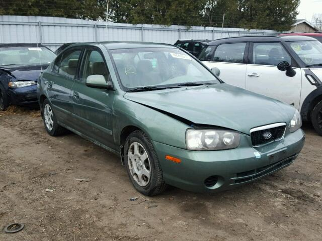auto auction ended on vin kmhdn45d02u248116 2002 hyundai elantra gl in on london 2002 hyundai elantra gl