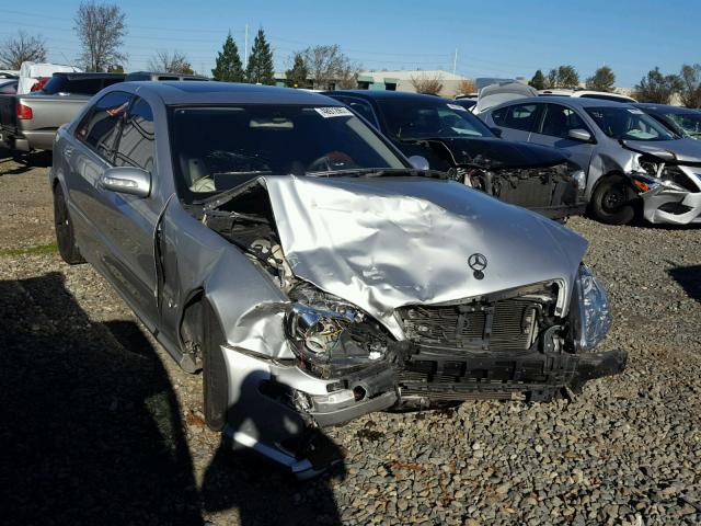 Mercedes-Benz S 430 salvage cars for sale: 2006 Mercedes-Benz S 430