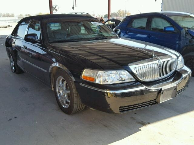 Auto Auction Ended On Vin 2lnbl8cv6bx750167 2011 Lincoln Town Car S
