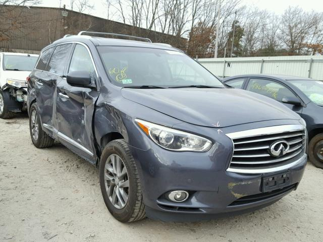 Auto Auction Ended On Vin 5n1al0mm5dc311044 2013 Infiniti Jx35 Base