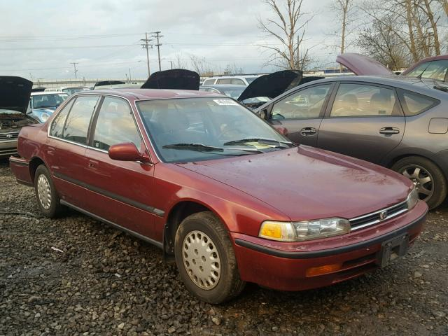 Auto Auction Ended on VIN: 1HGCB7650PA045271 1993 HONDA ACCORD LX in