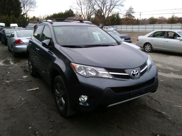 2015 toyota rav4 xle for sale md baltimore salvage cars copart usa. Black Bedroom Furniture Sets. Home Design Ideas