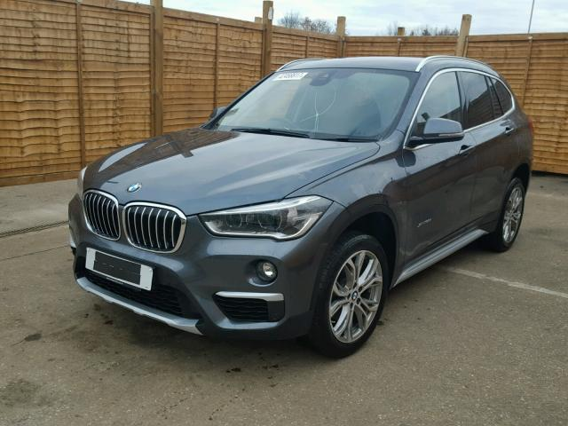 2016 bmw x1 xdrive1 for sale at copart uk salvage car auctions. Black Bedroom Furniture Sets. Home Design Ideas
