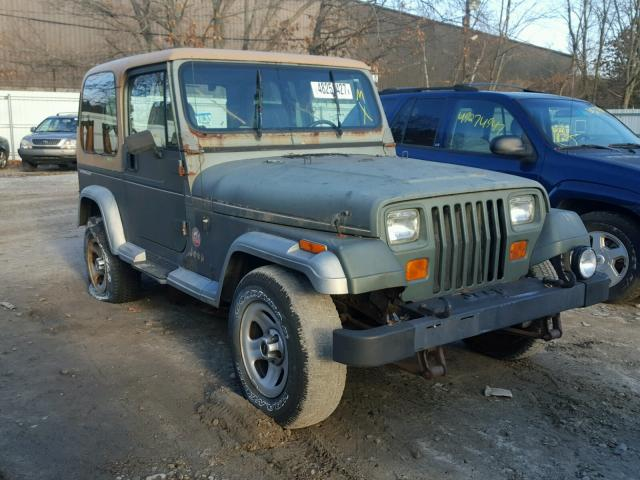 1992 jeep wrangler yj sahara for sale ma north boston salvage cars copart usa. Black Bedroom Furniture Sets. Home Design Ideas