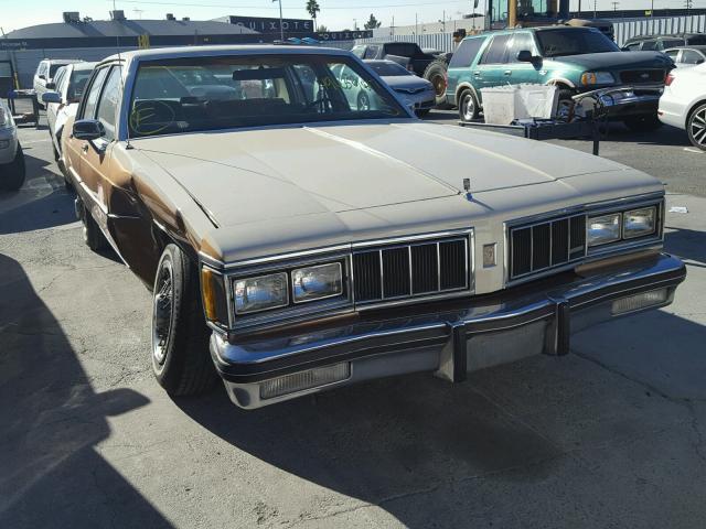 Auto Auction Ended on VIN: 3Y69RAM144950 1980 Oldsmobile ... 1980 Oldsmobile Delta 88 For Sale
