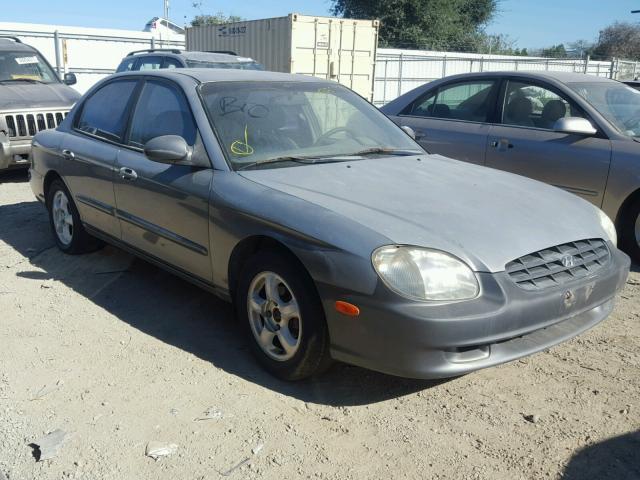 Auto Auction Ended On VIN KMHWF35VXXA087615 1999 Hyundai Sonata Gls