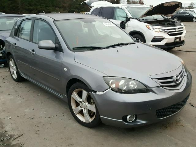 2004 MAZDA 3 HATCHBACK For Sale | NC - RALEIGH - Salvage Cars ...
