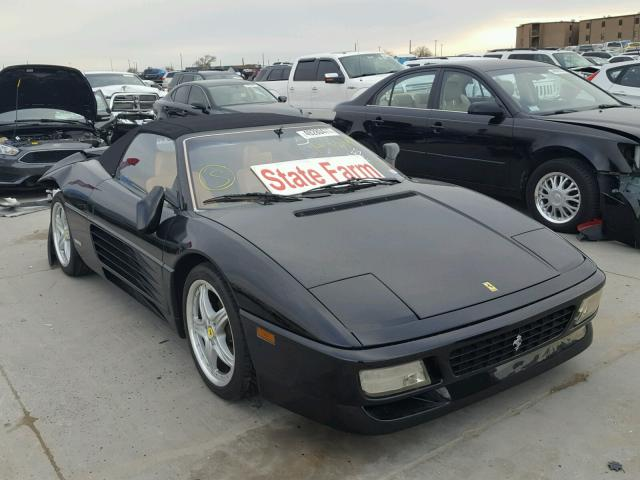 Copart Cars For Sale >> 1995 FERRARI 348 SPIDER For Sale | TX - DALLAS - Salvage Cars - Copart USA