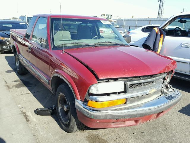 2002 CHEVROLET S TRUCK S10 For Sale | CA - FRESNO | Thu  Dec