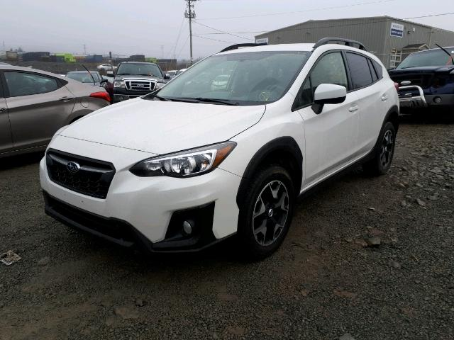2018 SUBARU CROSSTREK PREMIUM s Salvage Car Auction Copart USA