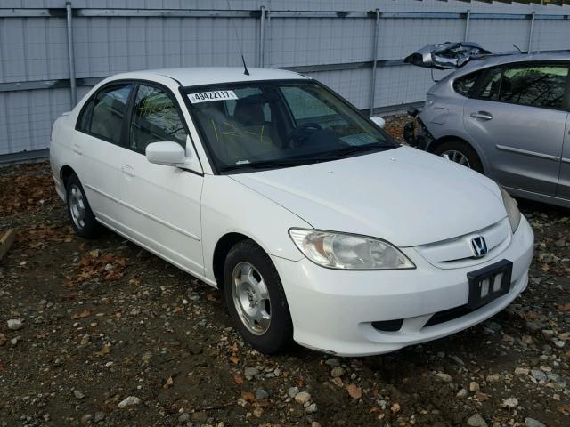 2004 HONDA CIVIC HYBR 1.3L