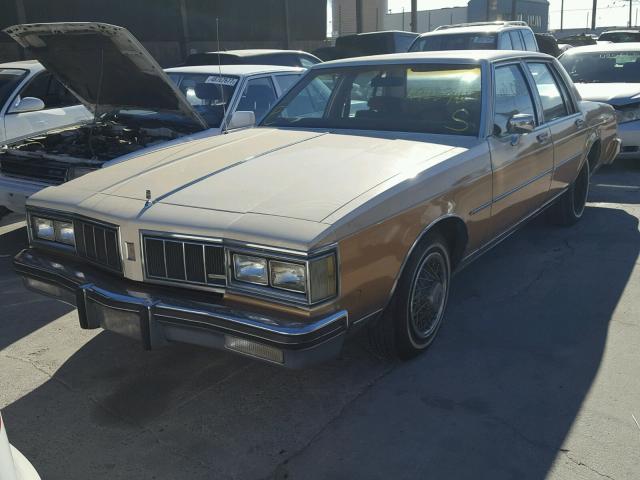 3Y69RAM144950   1980 TWO TONE OLDSMOBILE DELTA 88 on Sale ... 1980 Oldsmobile Delta 88 For Sale