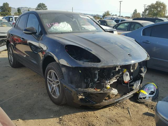2017 Porsche Macan For Sale Ca San Jose Salvage Cars