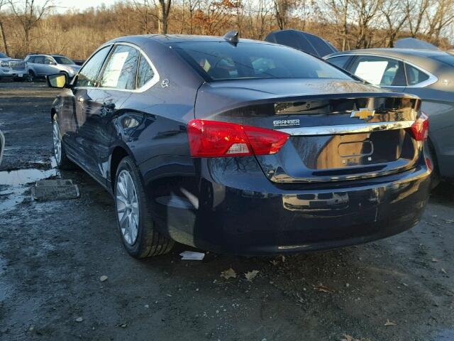Copart Home Page >> 2G11Z5SA9J9107173 | 2018 BLUE CHEVROLET IMPALA LS on Sale in NY - NEWBURGH | Lot 49784377