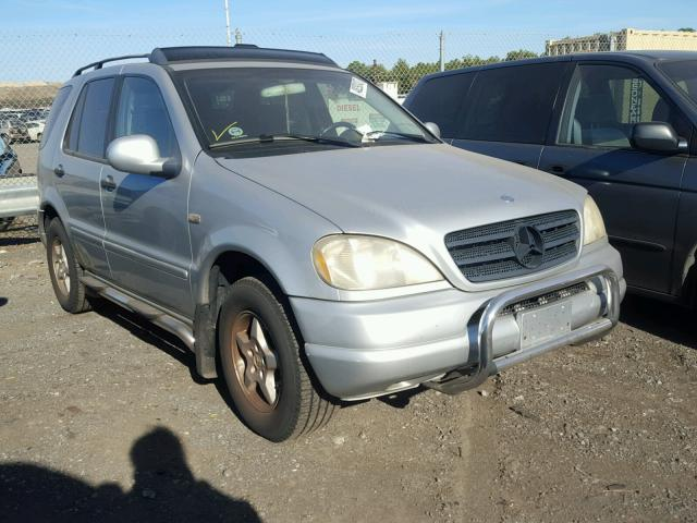 2000 MERCEDES-BENZ ML 320 3.2L