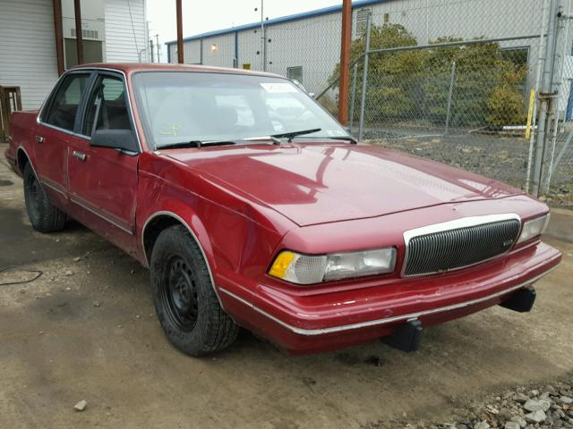 auto auction ended on vin 3g4ag55m6rs605876 1994 buick century sp in pa philadelphia 1994 buick century sp in pa philadelphia