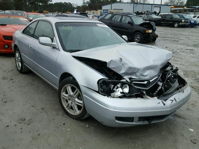 ACURA CL TYPES For Sale GA ATLANTA EAST Salvage Cars - 2003 acura cl type s for sale