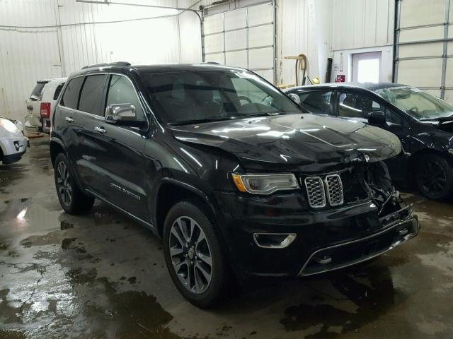 2018 jeep grand cherokee overland for sale mn. Black Bedroom Furniture Sets. Home Design Ideas