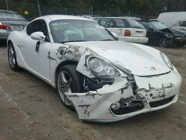 Auto Auction Ended On Vin Wp0ab2a87au780099 2010 Porsche