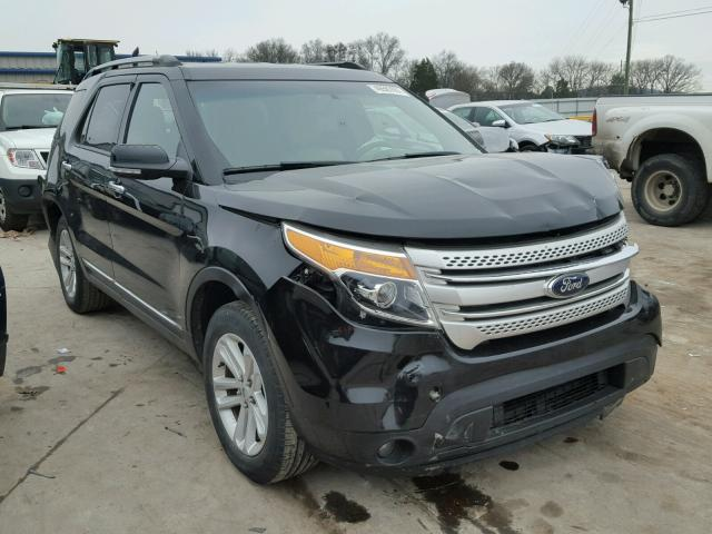 2015 ford explorer xlt for sale tn nashville salvage cars copart usa. Black Bedroom Furniture Sets. Home Design Ideas