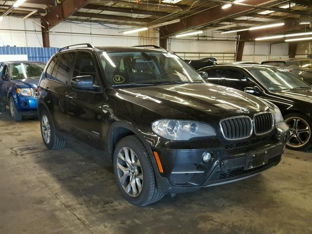 2012 BMW X5 XDRIVE3 3.0L