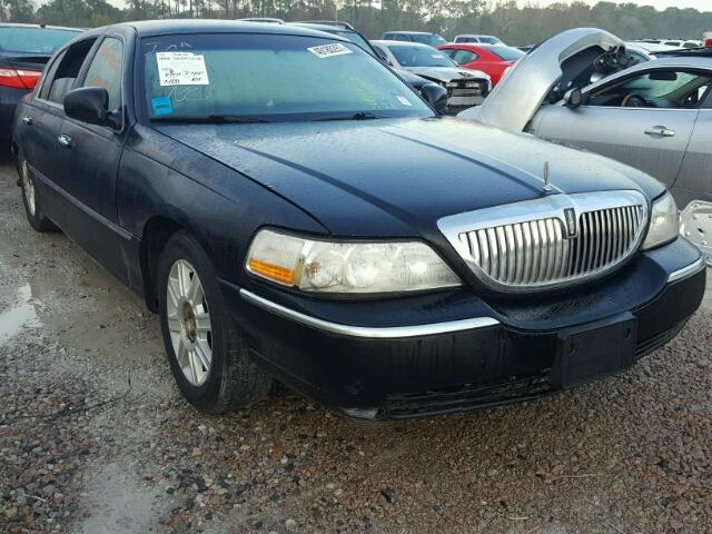 Auto Auction Ended On Vin 2lnbl8ev9bx758356 2011 Lincoln Town Car E