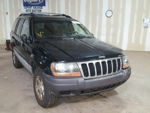 2000 Jeep Grand Cherokee Laredo Photos Salvage Car Auction
