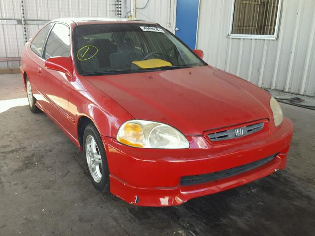 1998 HONDA CIVIC EX 1.6L