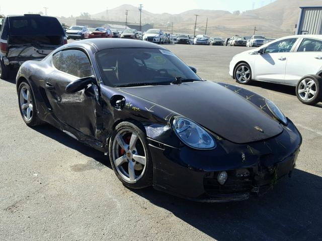 Auto Auction Ended On Vin Wp0ab29827u781853 2007 Porsche
