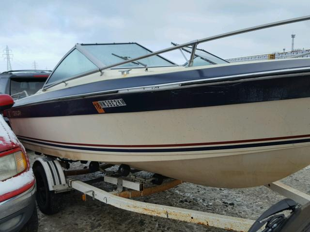 Salvage 1982 Century BOAT TRLR for sale