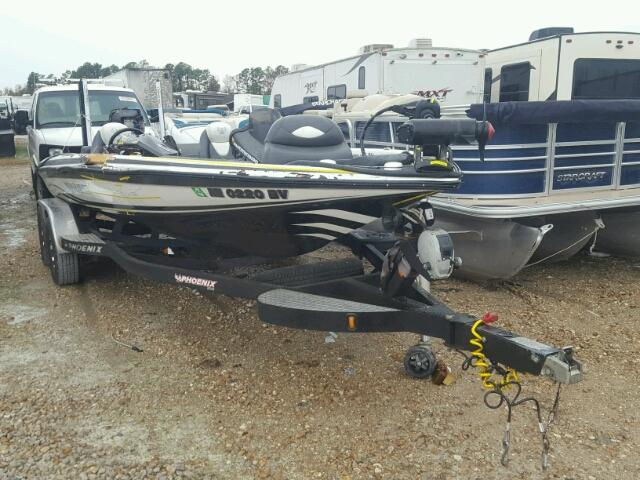 Salvage 2014 Phoenix BOAT for sale