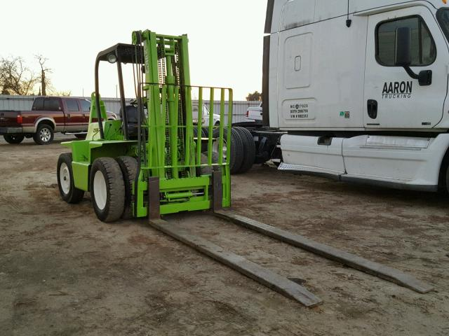 Auto Auction Ended on VIN: 1032088 1969 Clark Forklift