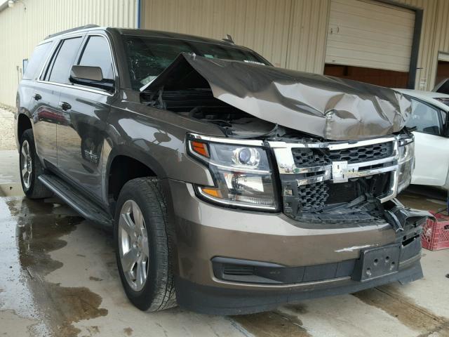 2015 chevrolet tahoe c1500 lt for sale tx san antonio vehicle auctions at copart usa. Black Bedroom Furniture Sets. Home Design Ideas