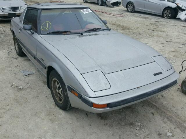Auto Auction Ended On Vin Jm1fb3311d0750863 1983 Mazda Rx7 In Fl