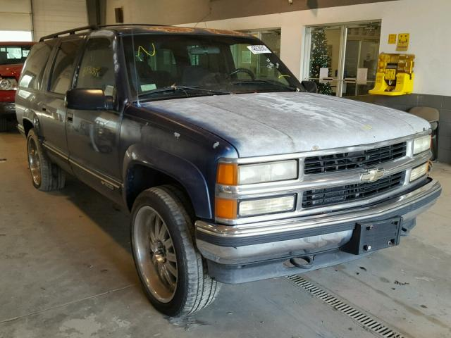 1995 CHEVROLET SUBURBAN K 5.7L