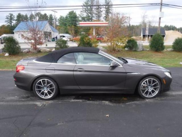 Auto Auction Ended On VIN WBALZCCDL BMW I In MA - 650 bmw 2012