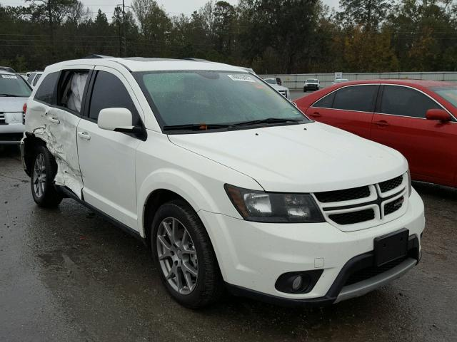 2017 dodge journey gt for sale ga savannah salvage cars copart usa. Black Bedroom Furniture Sets. Home Design Ideas