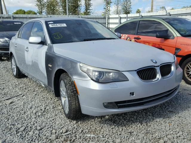 Auto Auction Ended On VIN WBANVCAC BMW XI In FL - 2010 bmw 528xi