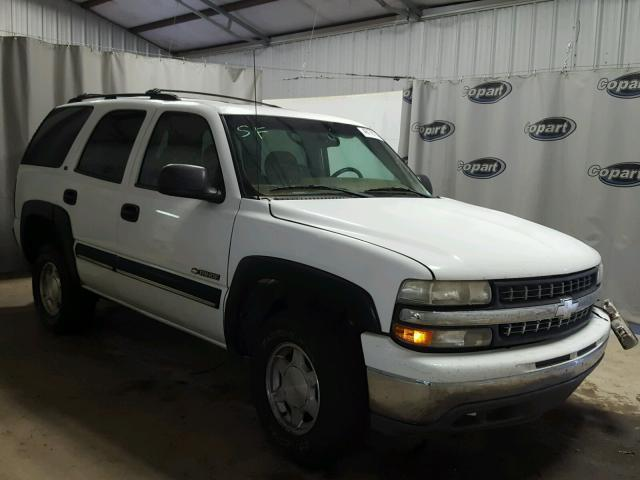 Auto Auction Ended On Vin 1gnec13t1yj164041 2000 Chevrolet Tahoe