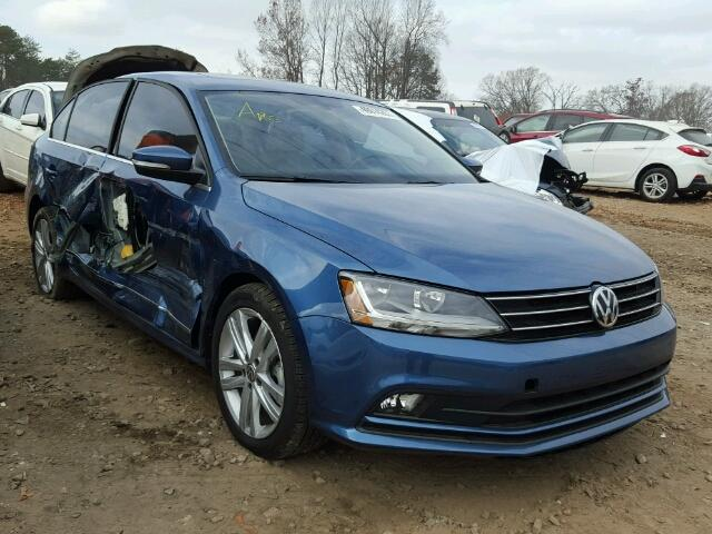 Auto Auction Ended On Vin 3vwl17aj9hm266973 2017 Volkswagen Jetta Sel In Nc China Grove